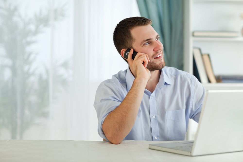 Auditor working from home and adding value