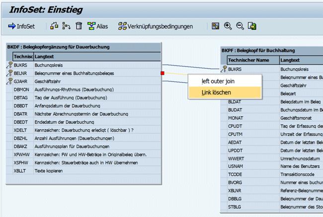 Dauerbuchungen-InfoSet-Link-loeschen
